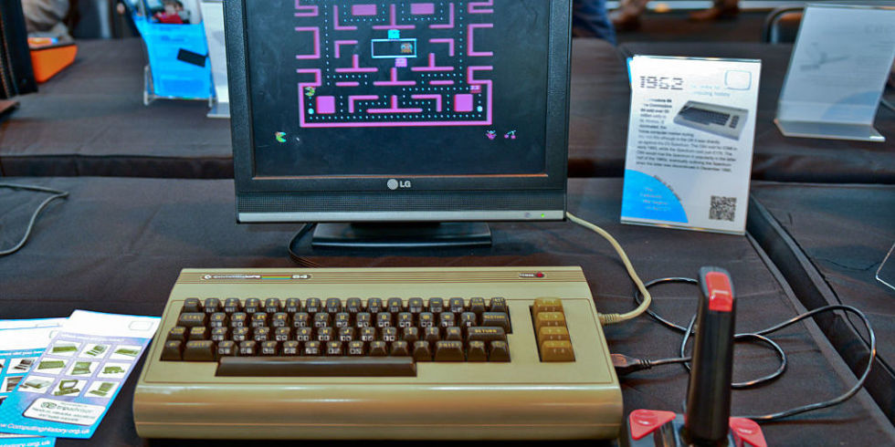 Amazing Commodore 64 Pictures & Backgrounds