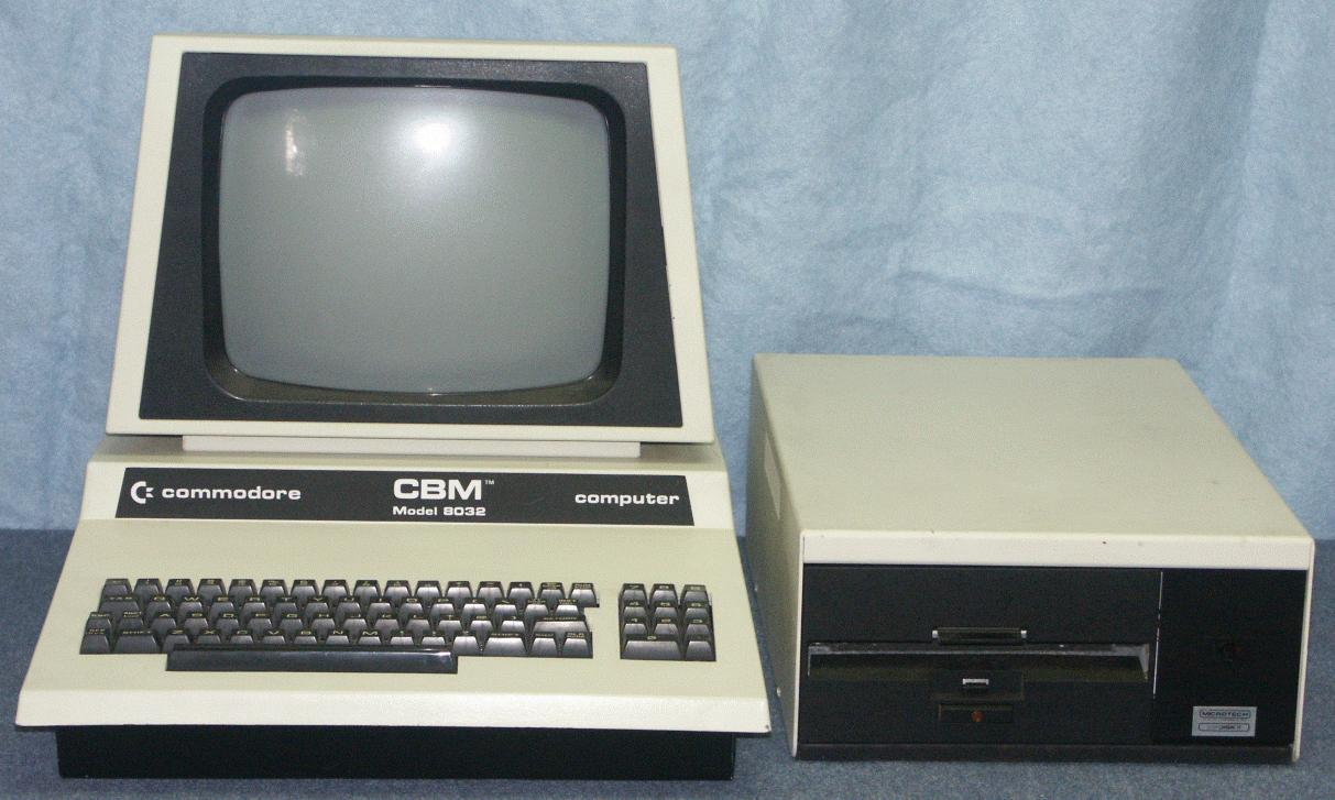 1213x727 > Commodore 8032 Wallpapers