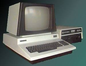 Nice wallpapers Commodore 8032 300x231px