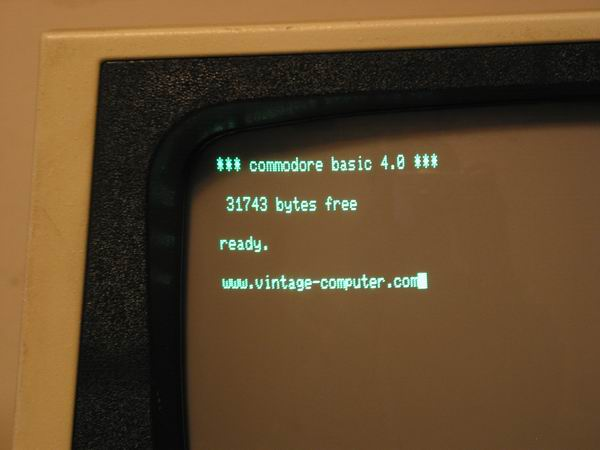 Commodore 8032 High Quality Background on Wallpapers Vista