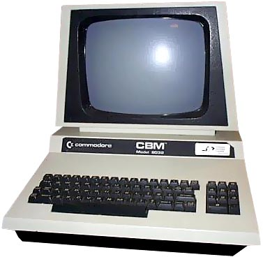 Commodore 8032 Pics, Technology Collection