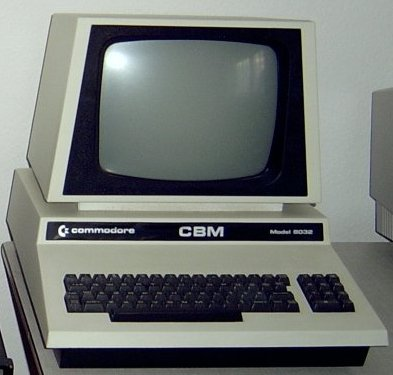 Commodore 8032 Backgrounds on Wallpapers Vista