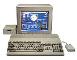 HQ Commodore Amiga Wallpapers | File 15.35Kb