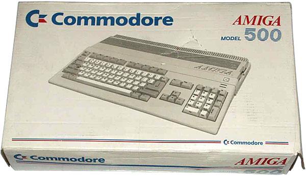 HQ Commodore Amiga Wallpapers | File 62.65Kb