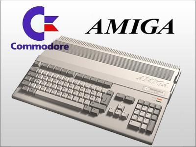 Commodore Amiga Pics, Technology Collection