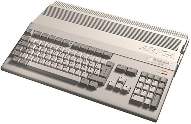 Images of Commodore Amiga   640x416