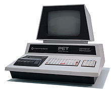 Nice Images Collection: Commodore PET 2001 Desktop Wallpapers