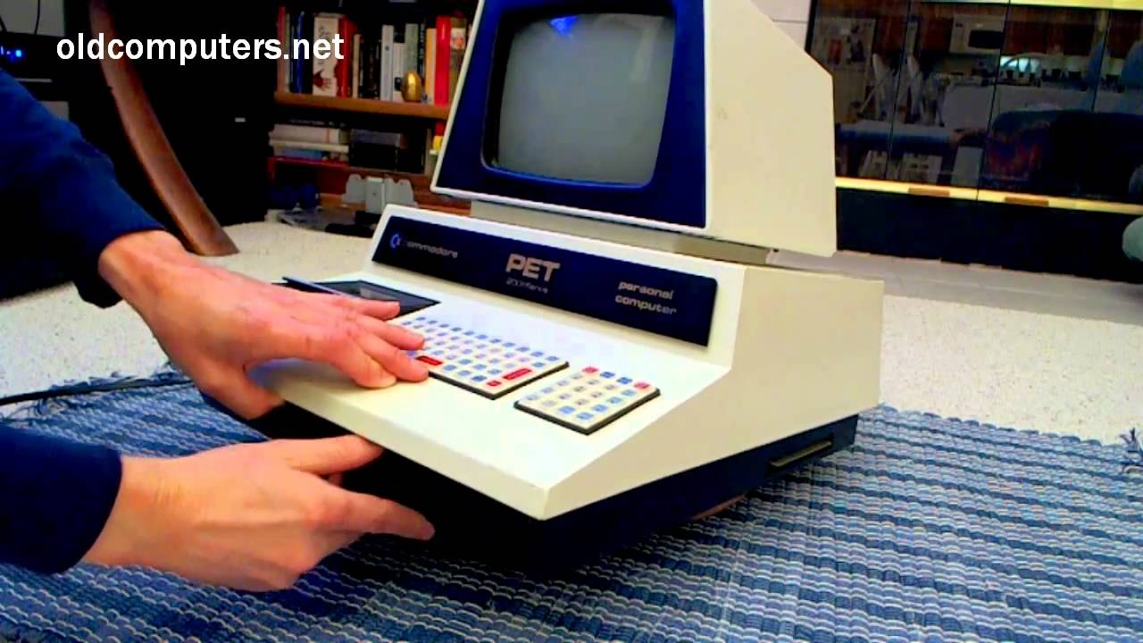 HD Quality Wallpaper | Collection: Technology, 1280x720 Commodore PET 2001