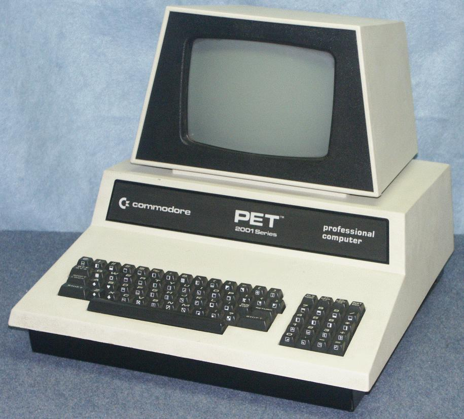 915x827 > Commodore PET 2001 Wallpapers