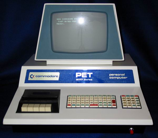 Amazing Commodore PET 2001 Pictures & Backgrounds