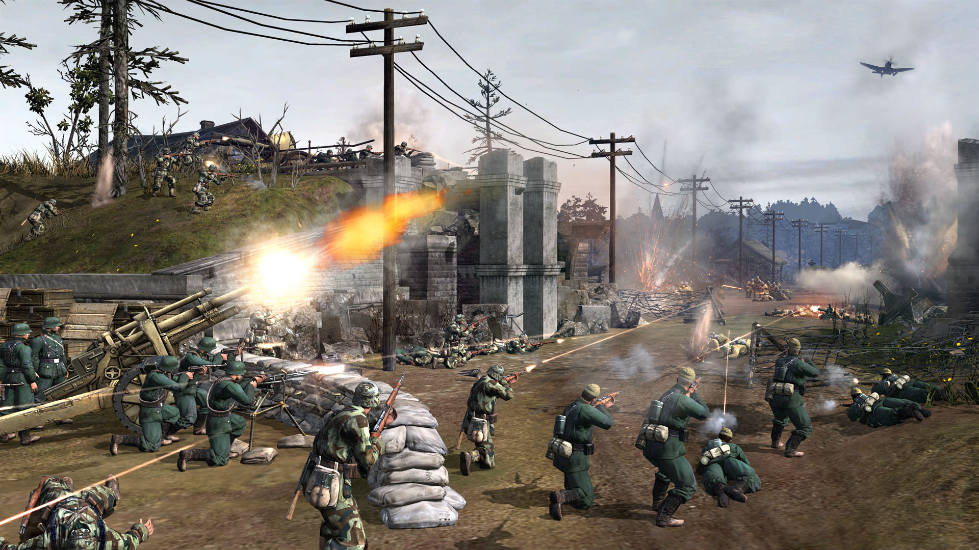 Company Of Heroes 2 Backgrounds on Wallpapers Vista