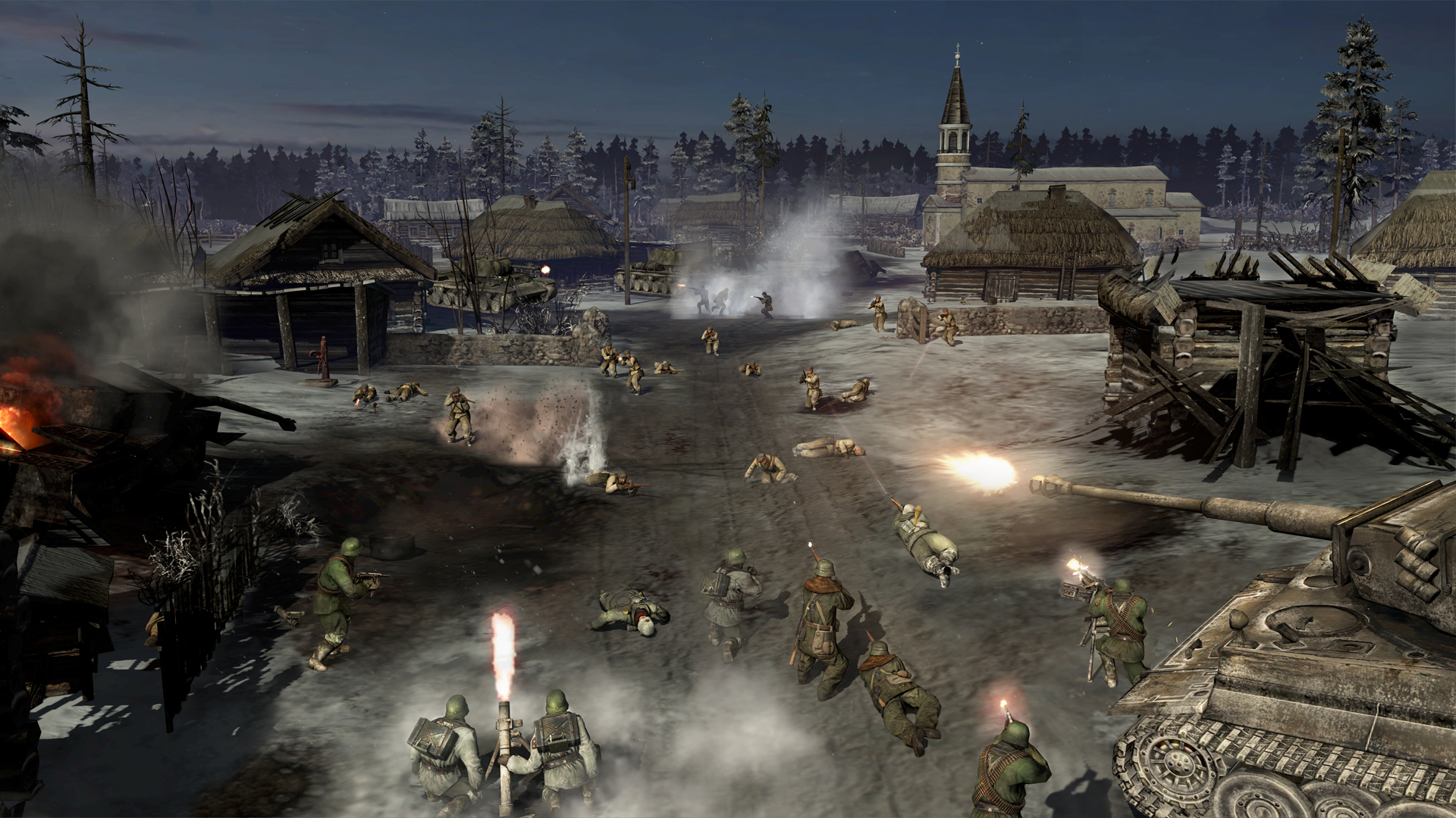 Company Of Heroes 2 High Quality Background on Wallpapers Vista