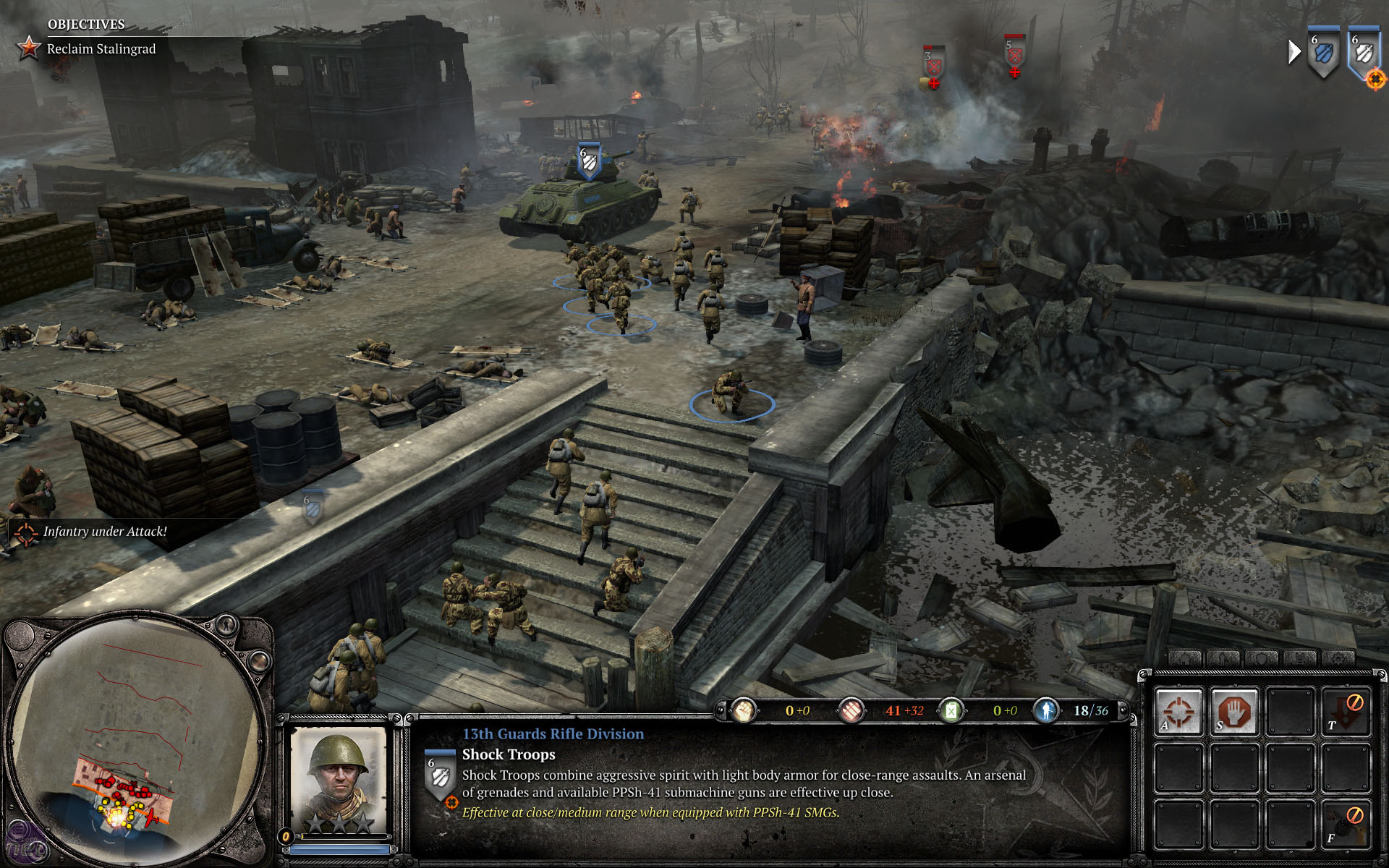 HQ Company Of Heroes 2 Wallpapers | File 524.76Kb