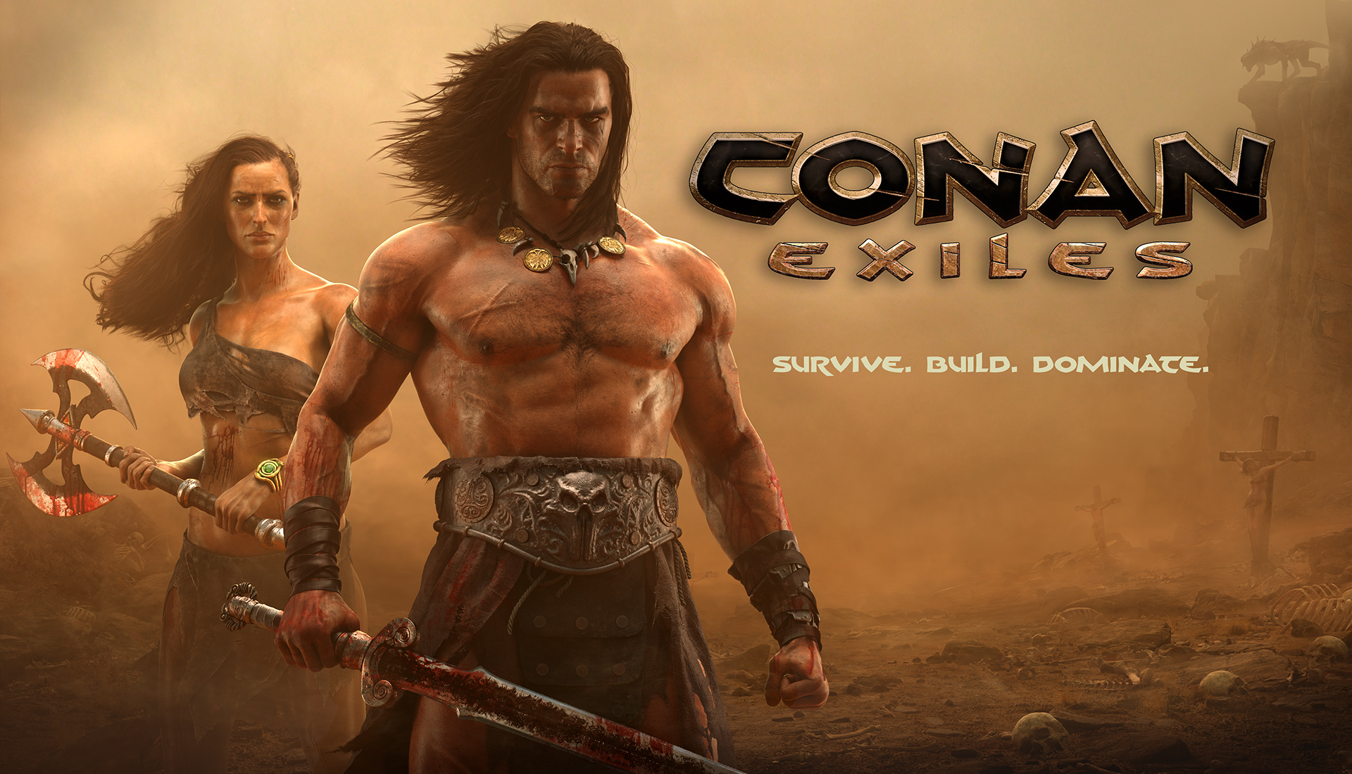 1920x1100 > Conan Exiles Wallpapers