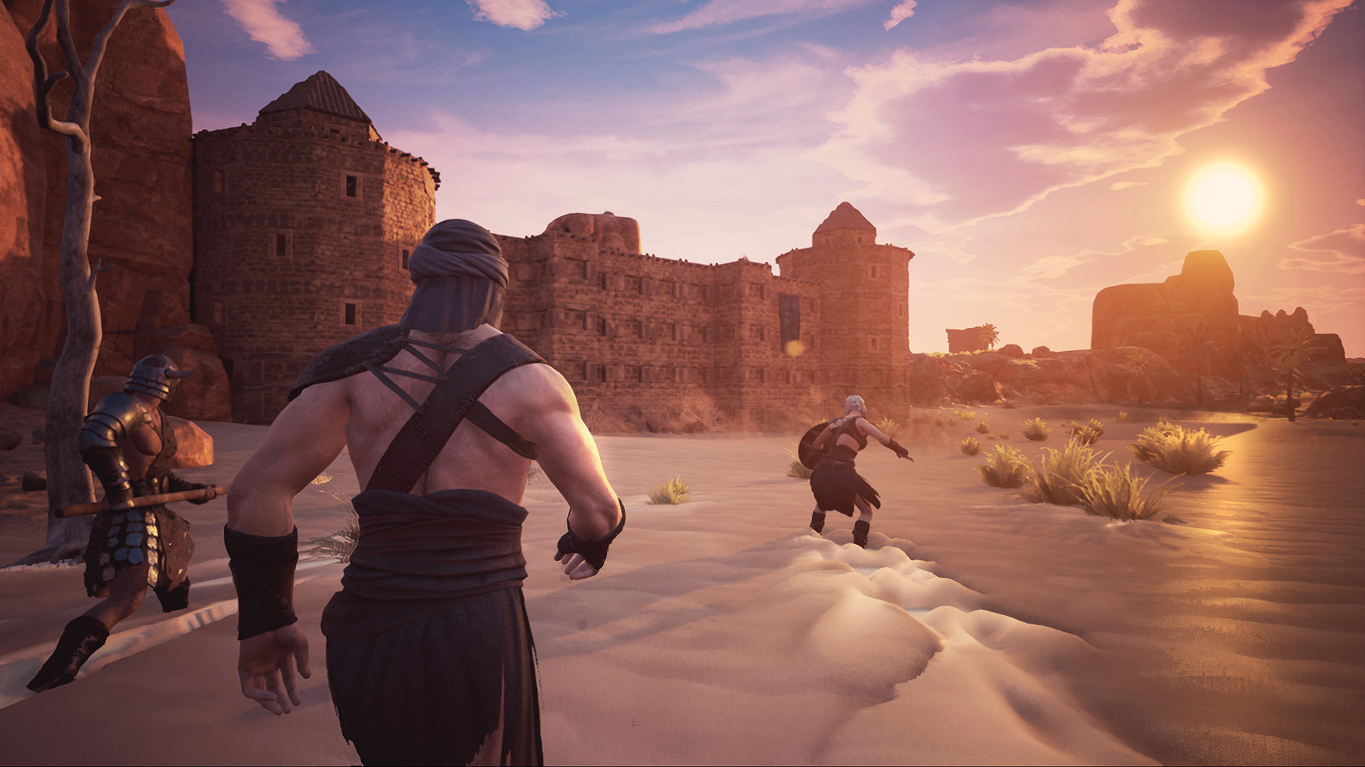 Conan Exiles Backgrounds on Wallpapers Vista