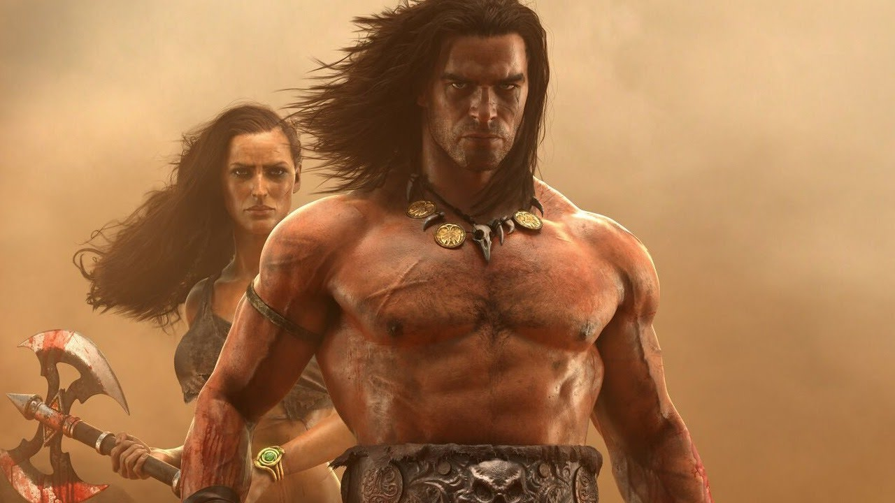 Conan Exiles Pics, Video Game Collection