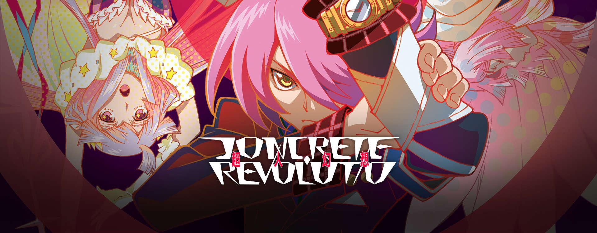Concrete Revolutio #19
