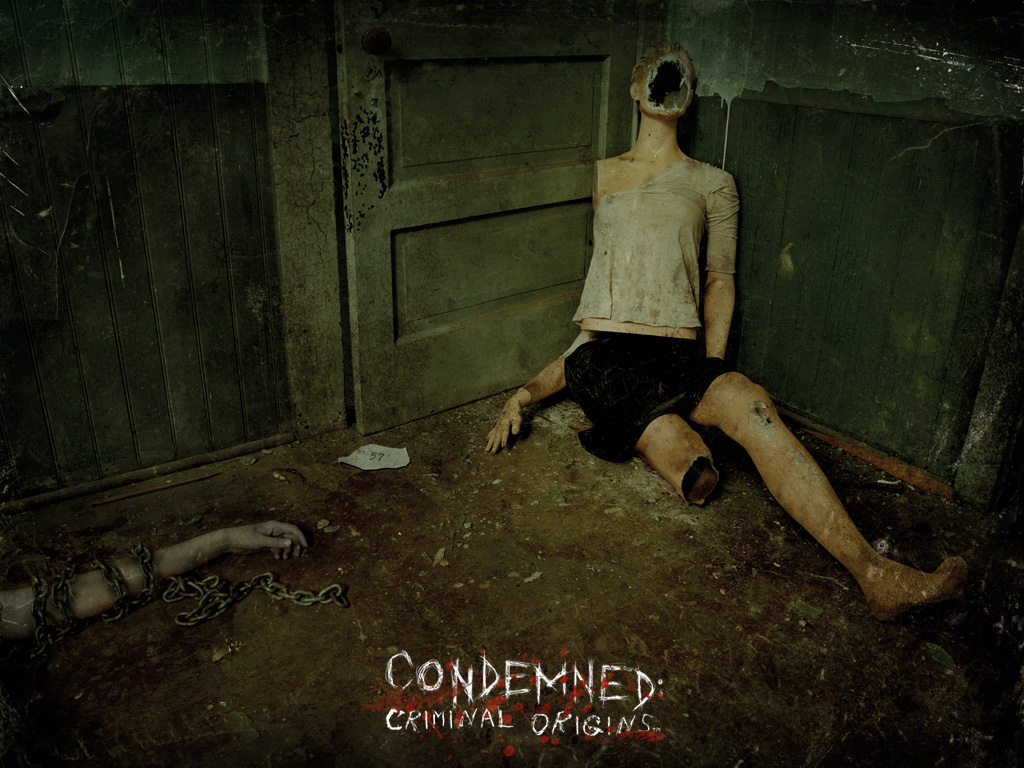 HQ Condemned Wallpapers | File 294.56Kb