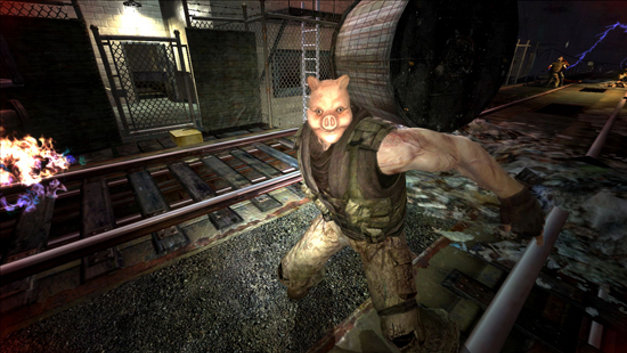 HD Quality Wallpaper | Collection: Video Game, 627x353 Condemned