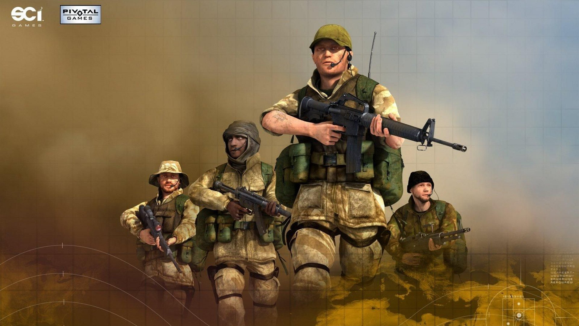 High Resolution Wallpaper | Conflict: Desert Storm II: Back To Baghdad 1920x1080 px