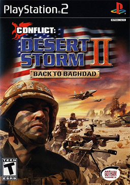 Nice Images Collection: Conflict: Desert Storm II: Back To Baghdad Desktop Wallpapers