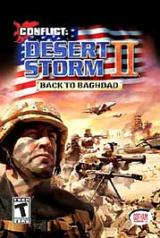 Conflict: Desert Storm II: Back To Baghdad Backgrounds on Wallpapers Vista