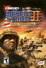 Images of Conflict: Desert Storm II: Back To Baghdad | 182x268