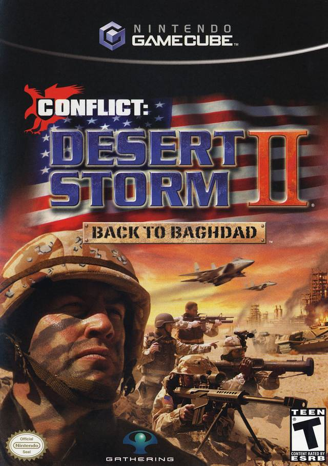 Images of Conflict: Desert Storm II: Back To Baghdad | 640x908