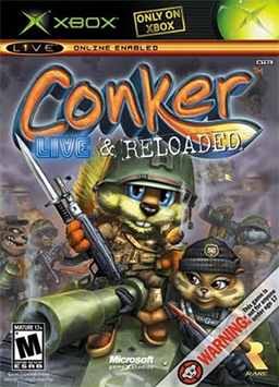 Conker: Live & Reloaded Backgrounds, Compatible - PC, Mobile, Gadgets| 256x355 px