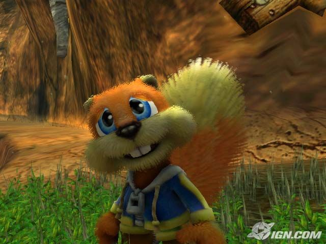 High Resolution Wallpaper | Conker: Live & Reloaded 640x480 px