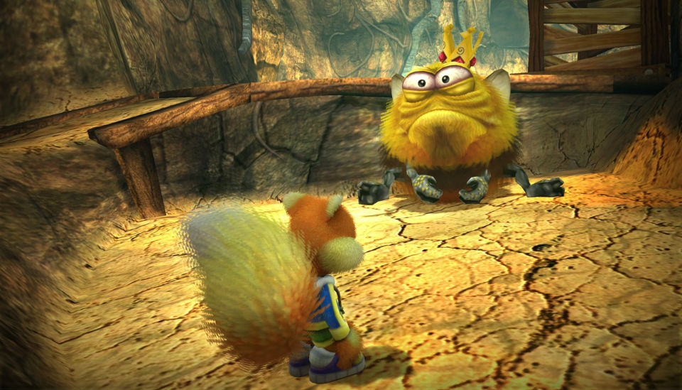 Amazing Conker: Live & Reloaded Pictures & Backgrounds