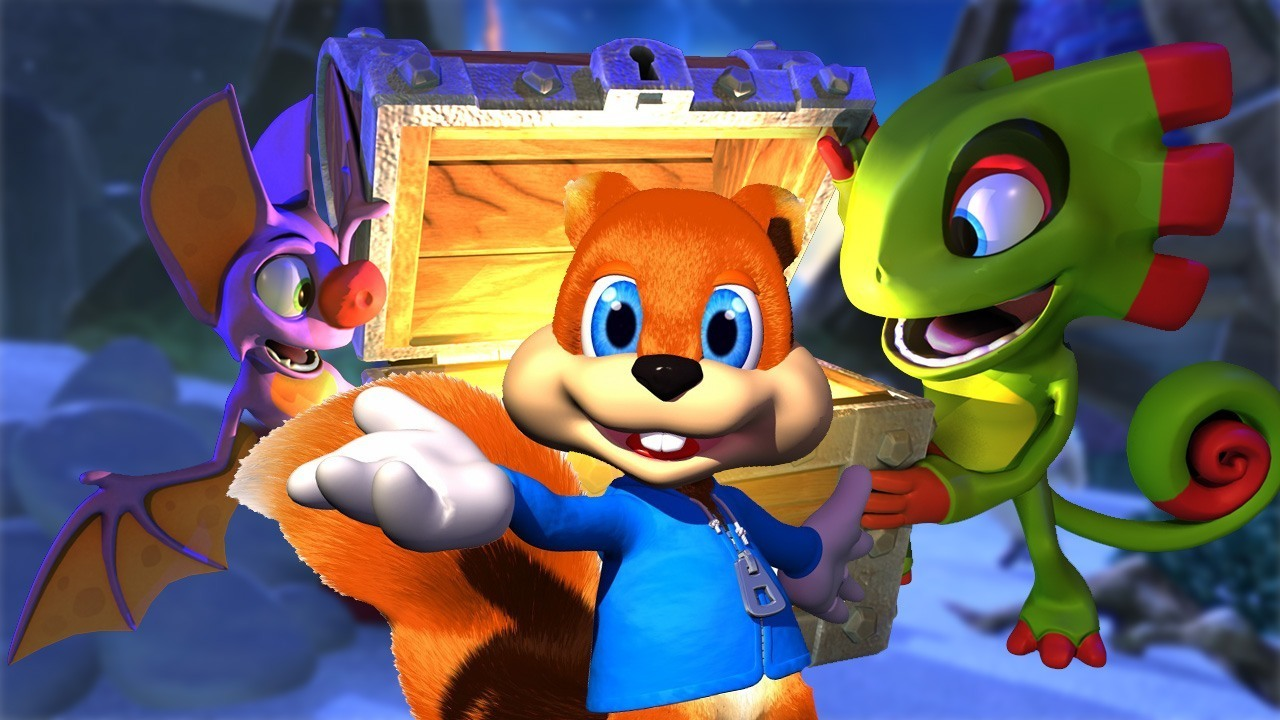 Conker's Bad Fur Day Backgrounds on Wallpapers Vista