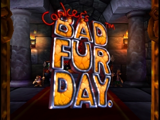 High Resolution Wallpaper | Conker's Bad Fur Day 320x240 px