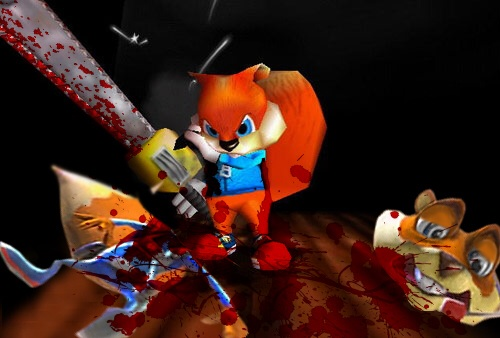 Conker's Bad Fur Day High Quality Background on Wallpapers Vista