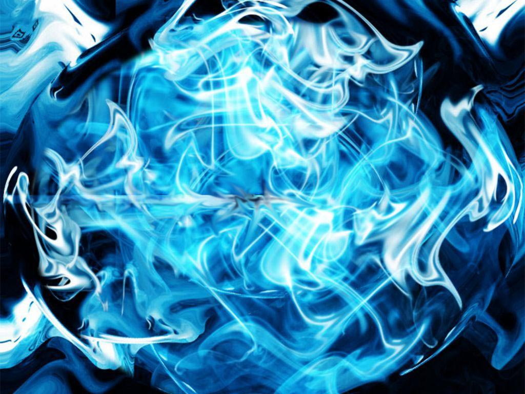 HD Quality Wallpaper   Collection: Abstract, 1024x768 Cool Blue