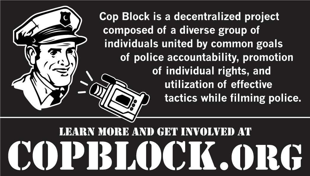 Nice Images Collection: Cop Block Desktop Wallpapers