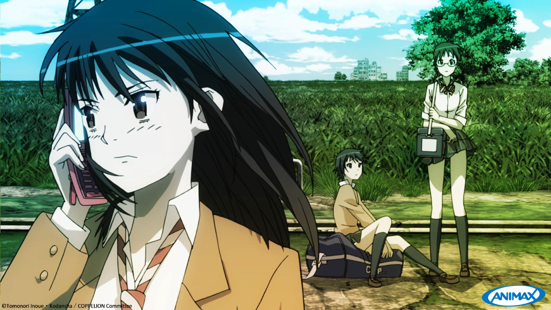 Nice wallpapers Coppelion 1920x1080px
