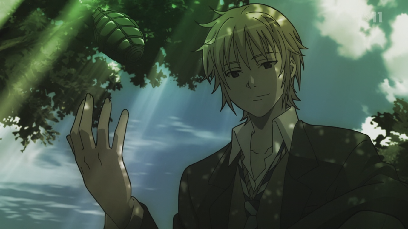 Nice wallpapers Coppelion 1366x768px