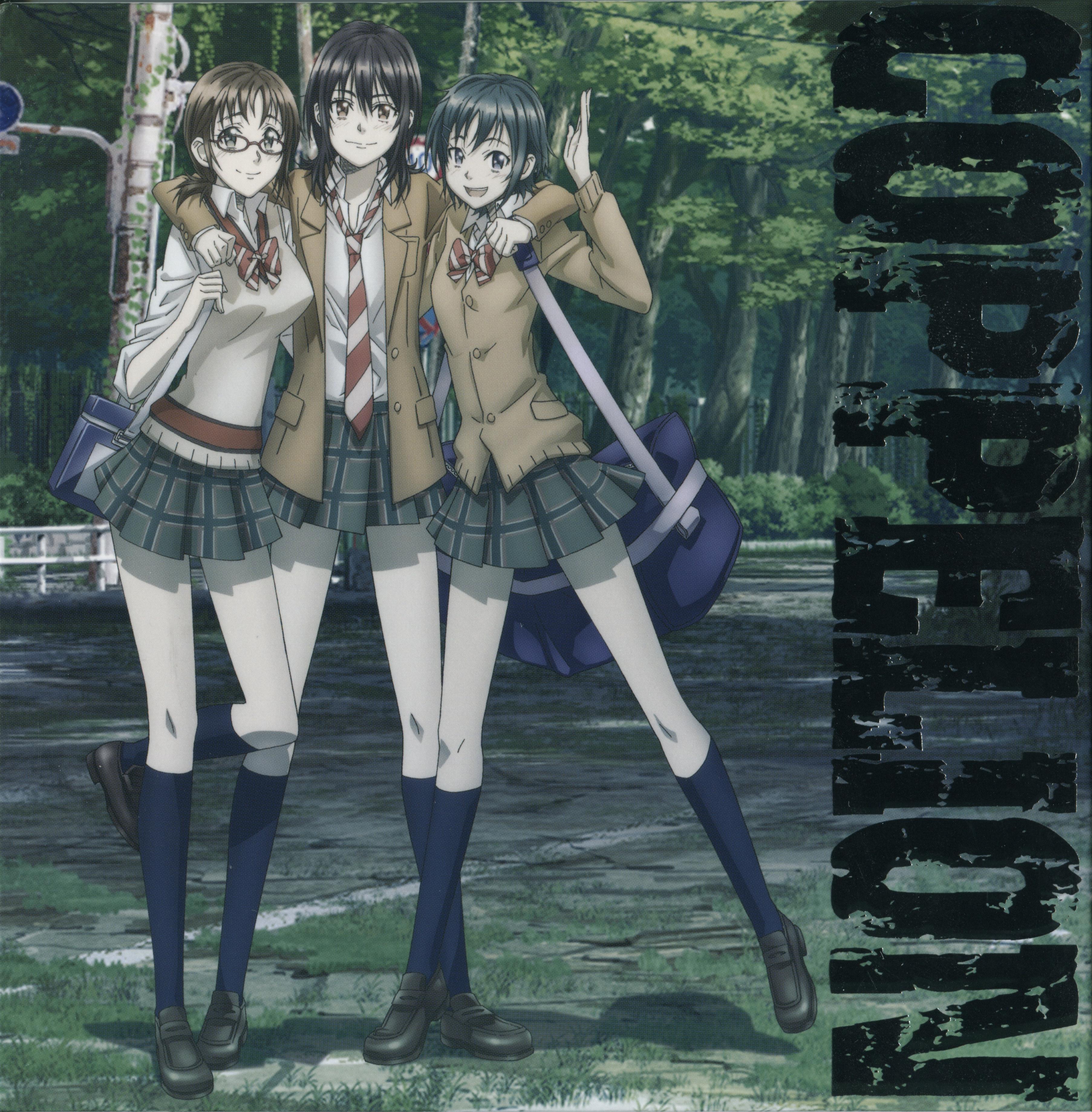 Coppelion Pics, Anime Collection