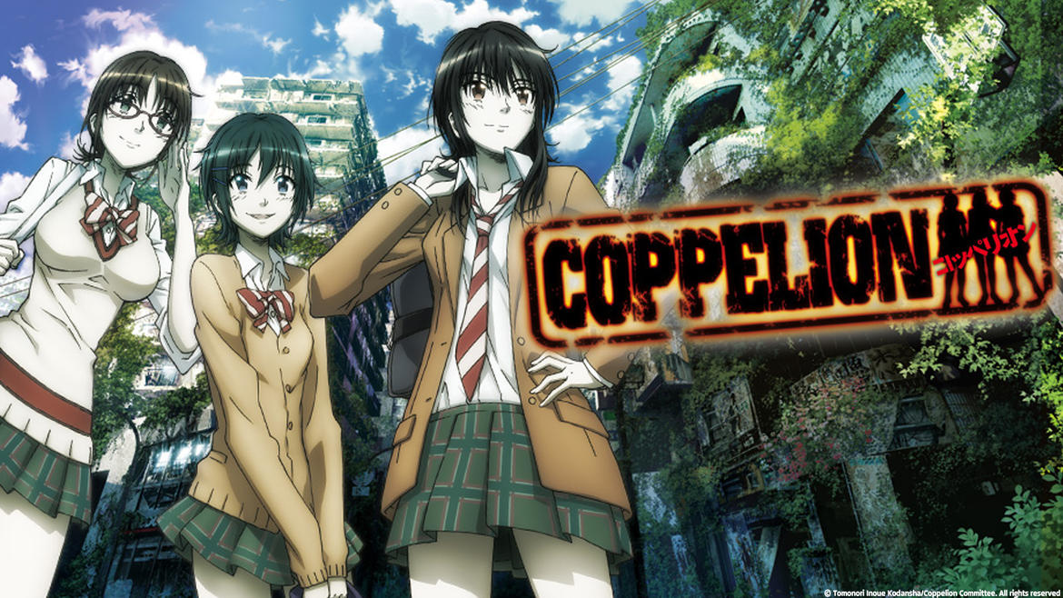 1170x658 > Coppelion Wallpapers