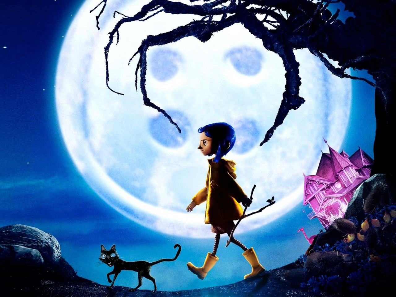 Coraline Wallpapers Movie Hq Coraline Pictures 4k Wallpapers 2019