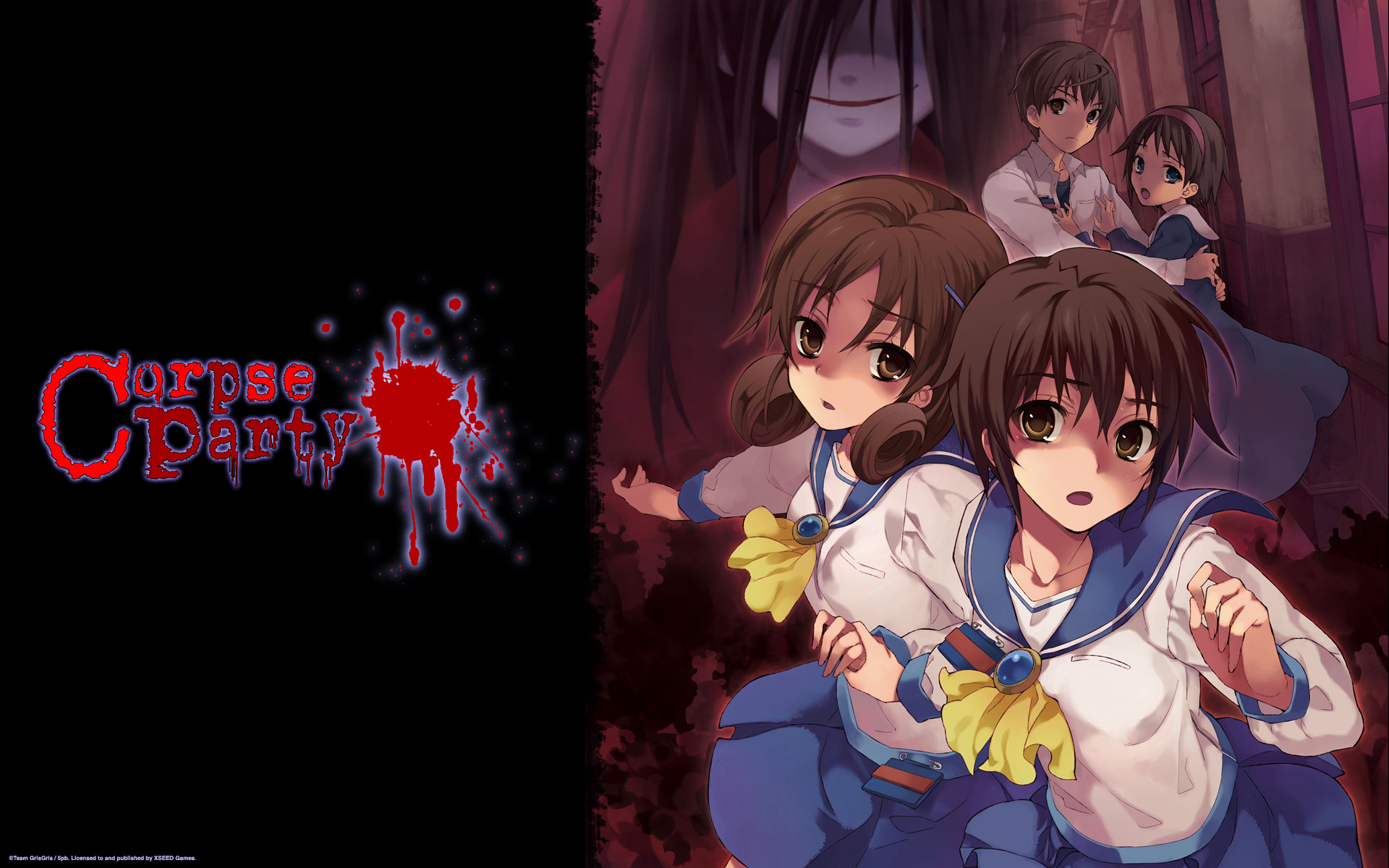 HQ Corpse Party Wallpapers | File 293.07Kb