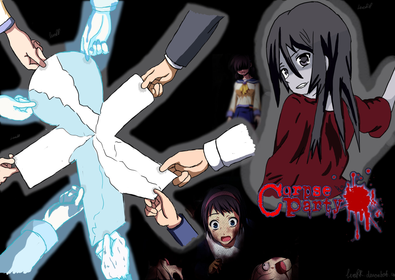Images of Corpse Party | 1600x1135