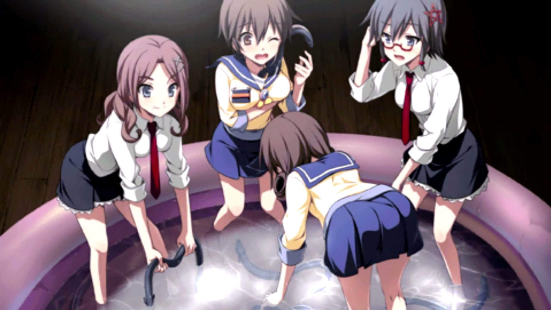 High Resolution Wallpaper | Corpse Party 1920x1080 px