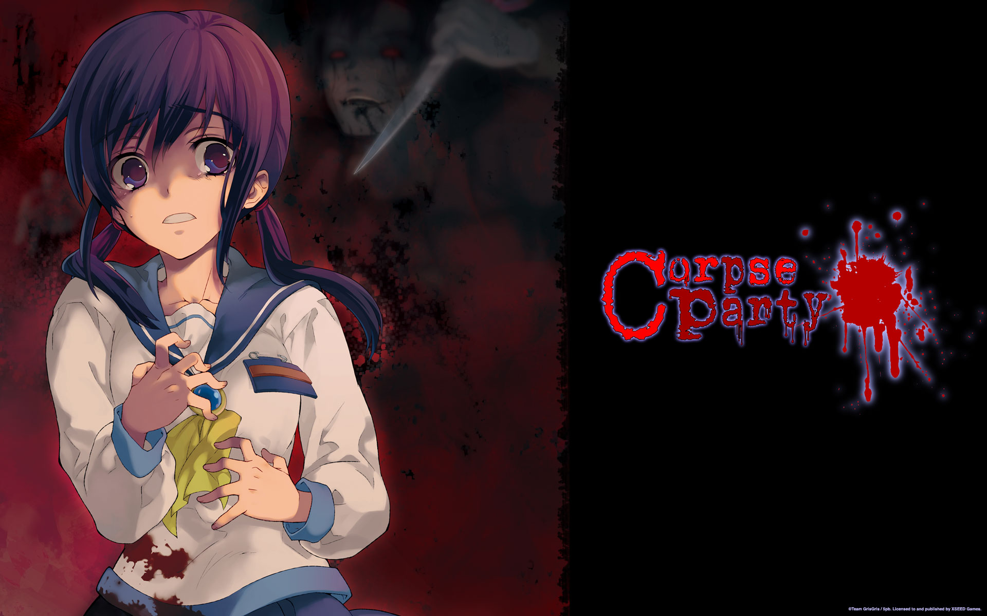 HD Quality Wallpaper | Collection: Anime, 1920x1200 Corpse Party