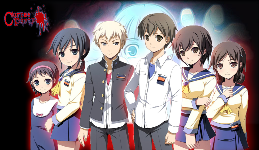 900x523 > Corpse Party Wallpapers