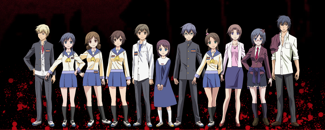 HD Quality Wallpaper | Collection: Anime, 1140x458 Corpse Party