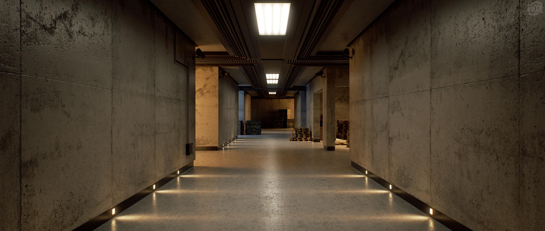 Corridor #1