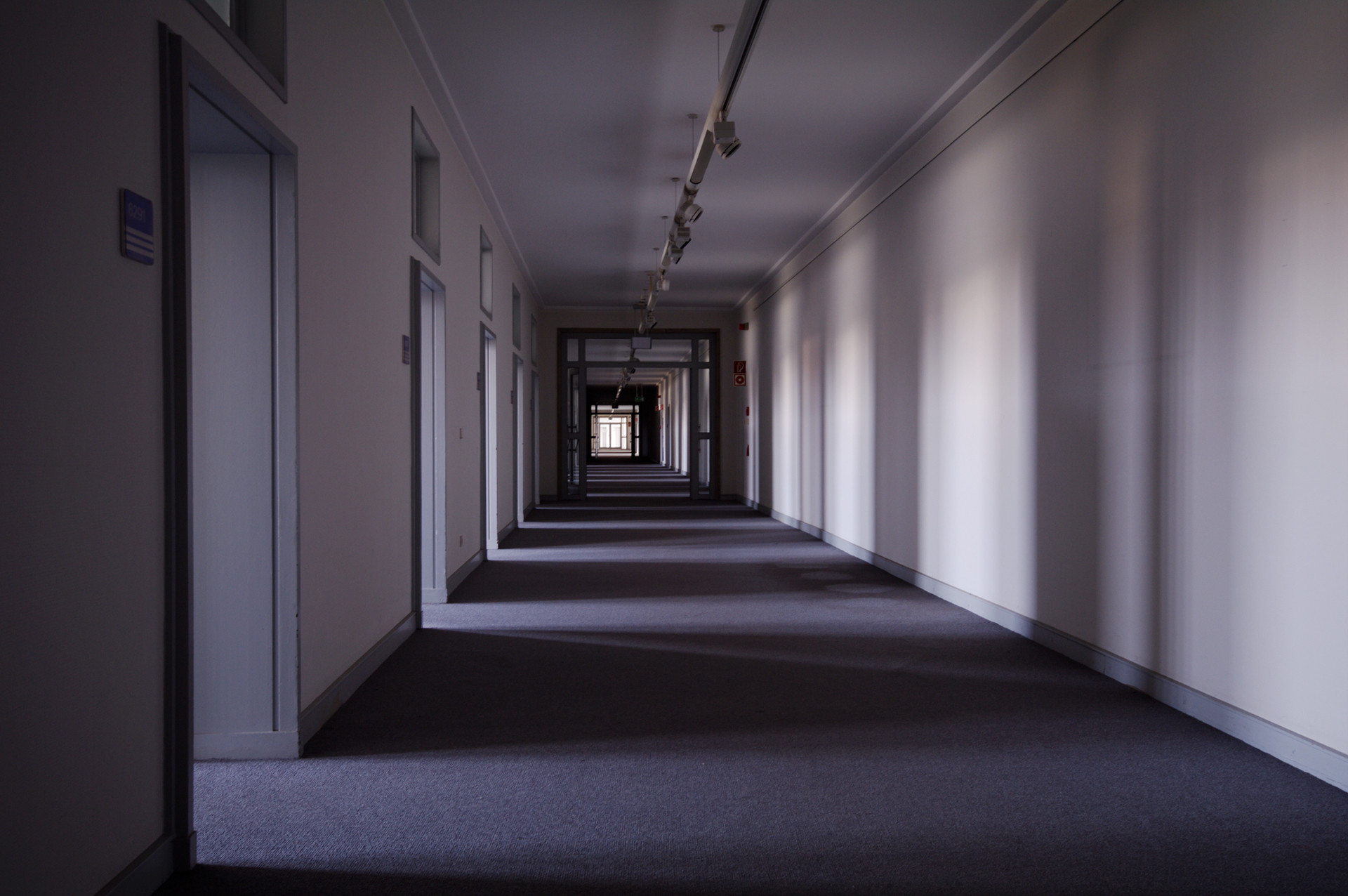 Corridor Pics, Dark Collection