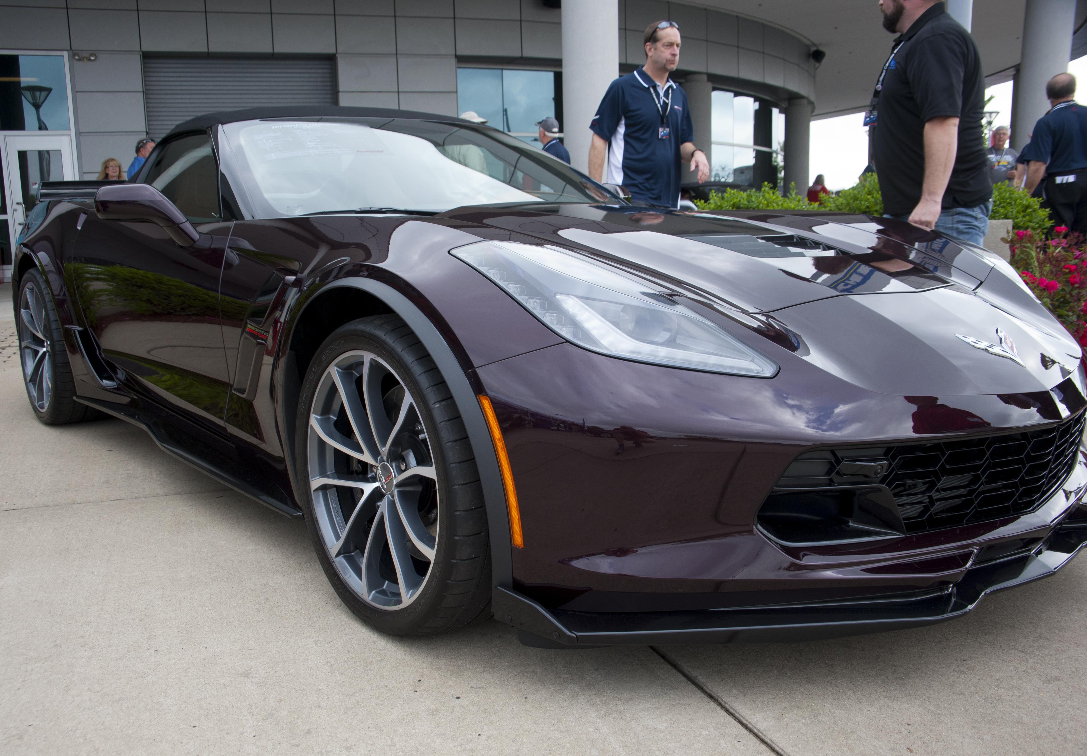corvette 2017 colors - 1000×696